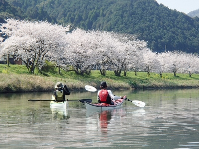一町田川から海へ 羊角湾お花見ツーリング 2014.03.29 .jpg